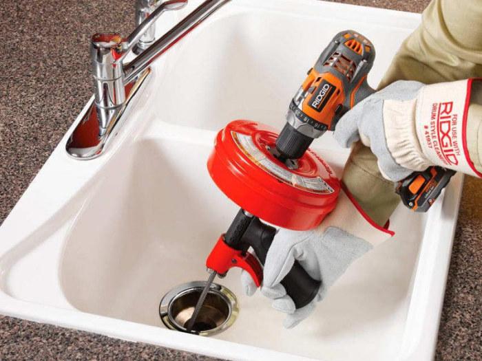 Насадка для прочистки канализации - нужная вещь в любом доме. /Фото: alanyafavoritesisat.com