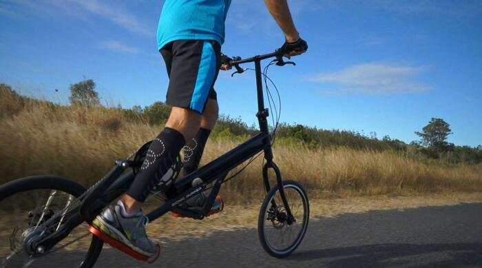 Bionic Runner – удивительный велосипед, воссоздающий процесс бега. /Фото: cdn-s3.si.com