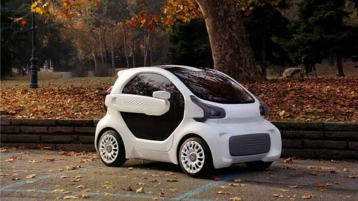 Крохотный, но очень удобный автомобиль. /Фото: motorglobe.org