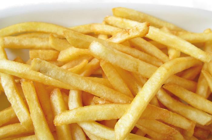 Картошка фри – вредно, но очень вкусно. /Фото: walterrauag.de