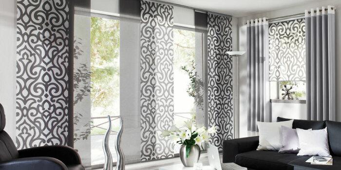 Сдержанность дизайна штор придает изысканную стильность интерьеру. /Фото: i0.wp.com