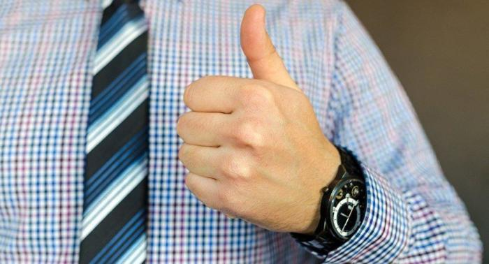 Поднятый палец вверх в разных странах имеет абсолютно противоположные значения. /Фото: otyrar.kz