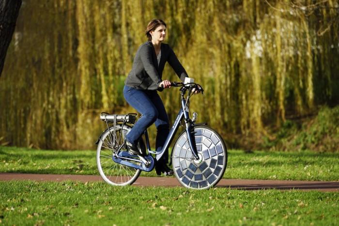 S-bike стоит 3 тысячи евро, но наверное, спасение окружающей среды стоит того. /Фото: designindaba.com