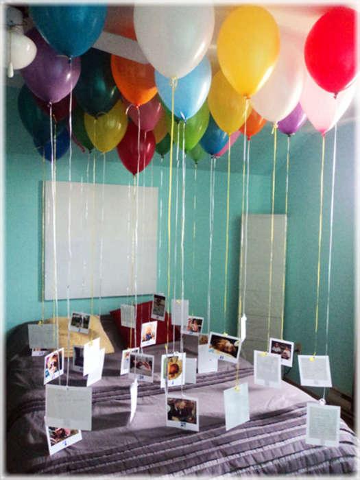 Подходящий лайфхак для годовщины, дня всех влюбленных или дня рождения. /Фото: cdn.apartmenttherapy.info