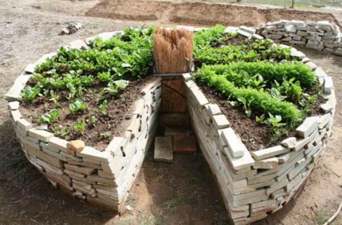 В центре можно обустроить компостную кучу. /Фото: nitrocdn.com