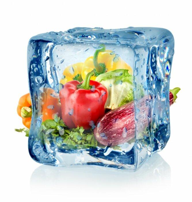 Даже такое простое действие как заморозка продуктов требует предварительной подготовки. /Фото: m.holodilnik.info