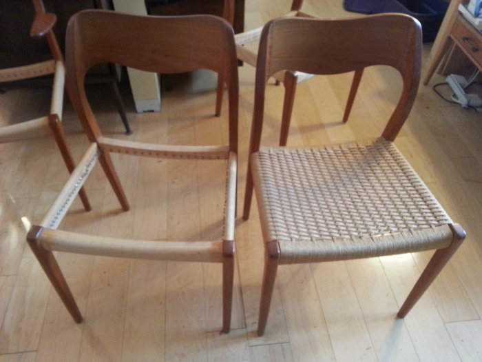 Такой стул будет органично смотреться на улице или в интерьере эко-стиля. /Фото: i0.wp.com