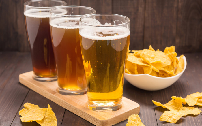 Внимательное отношение к температуре позволит сохранить идеальное состояние пива. /Фото: s1.1zoom.me