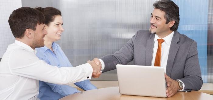 От выбора риэлтора зависит успех продажи квартиры. /Фото: financialplex.com