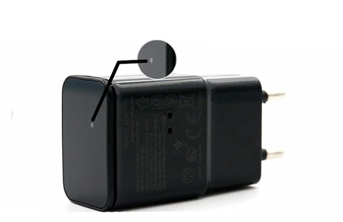 С помощью такой камеры можно устроить незаметное видеонаблюдение. /Фото: efeel.de