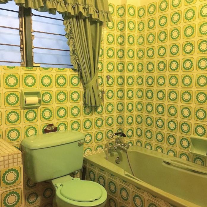 Избыток любого цвета — неудачное решение для оформления комнаты. /Фото: totallydublin.ie