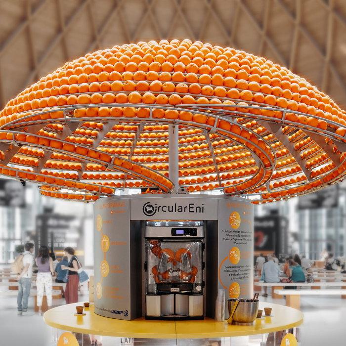 Нестандартная соковыжималка, которая меняет представление обо всех технологиях. /Фото: dexigner.com