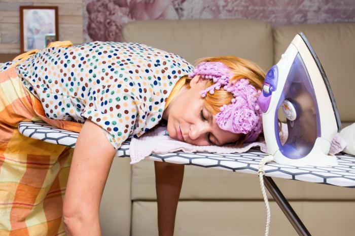 Чтобы уборка не превращалась в кошмар, ее надо делать регулярно. /Фото: lymphomanewstoday.com