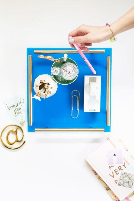 Это идеальное место для хранения вещей, которые всегда должны быть под рукой. /Фото: i.pinimg.com