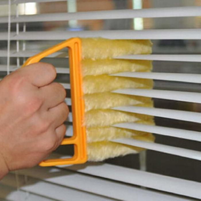 Поддерживать жалюзи в чистоте теперь намного проще. /Фото: images-na.ssl-images-amazon.com