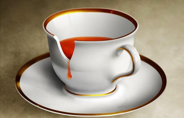 Редко используемую посуду можно использовать в более полезном русле. /Фото: kokteyl.az