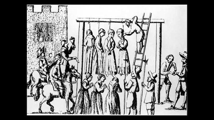 Смертная казнь через повешение. /Фото: i.ytimg.com