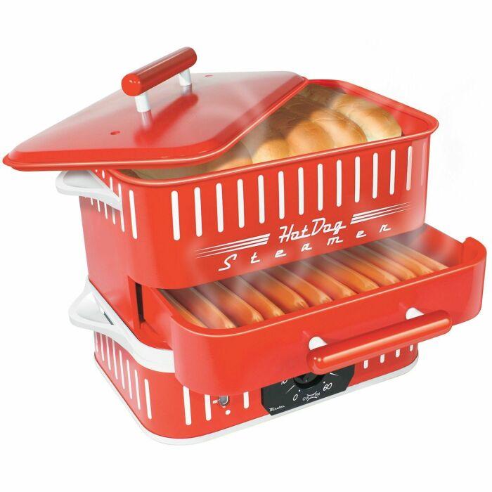 Стильное устройство, которое всего за несколько минут способно накормить большую компанию. /Фото: i.pinimg.com