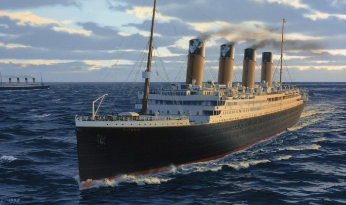 Мир никогда не забудет трагедию «Титаника», как и образ великой любви, навеянной фильмом. /Фото: fakty.com.ua