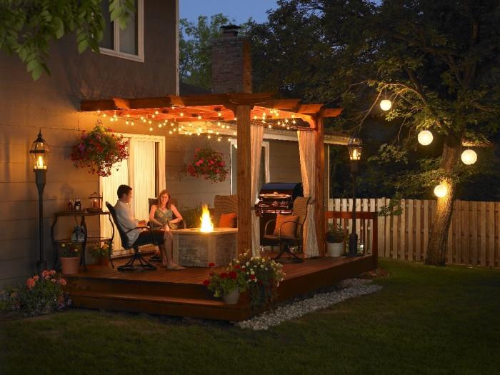 Очень красиво и романтично. /Фото: bwncy.com