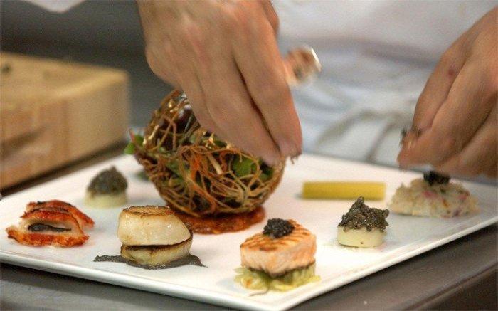 У дорогого салата Florette Sea&Earth есть свои ценители. /Фото: pronews.gr