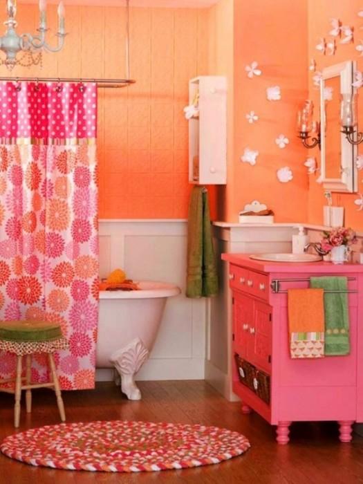 Даже приятные цвета могут создавать кричаще безвкусное впечатление. /Фото: photoez.us