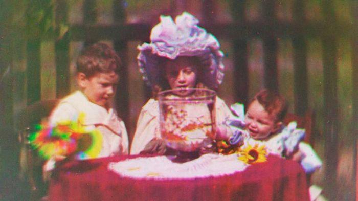 Фрагмент из цветного фильма Эдварда Рэймонда Тернера. /Фото: e3.365dm.com