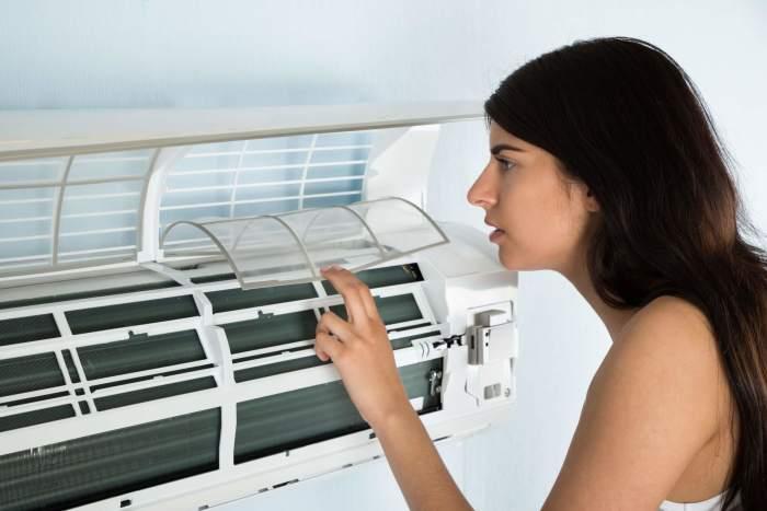 В кондиционерах может селиться плесень и микробы. /Фото: homeimprovement-guide.com