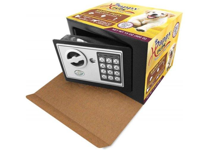 Обычная коробка для расположения сейфа. /Фото: s3-production.bobvila.com