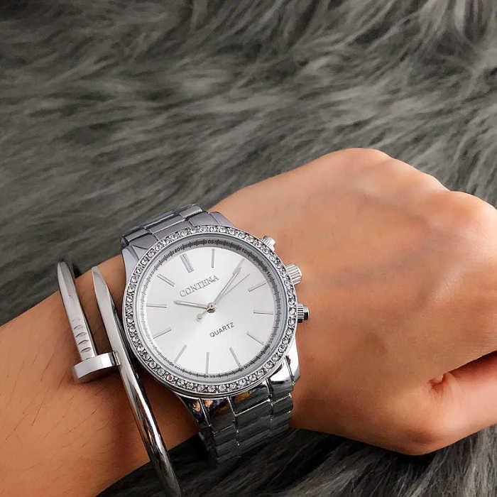 Часы придают стильность образу. /Фото: ae01.alicdn.com