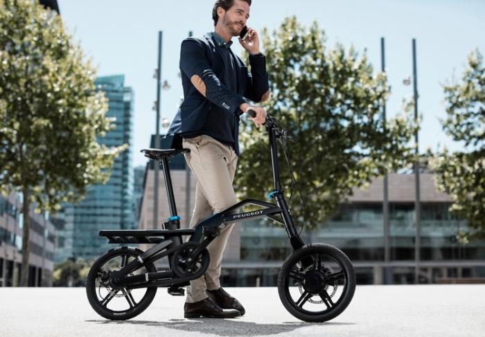 Велосипед, на котором удобно ездить на учебу или работу. /Фото: hi-tech.ua