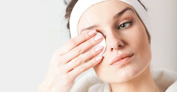 На кухне всегда найдутся полезные компоненты для ухода за кожей лица. /Фото: iknockfashion.com
