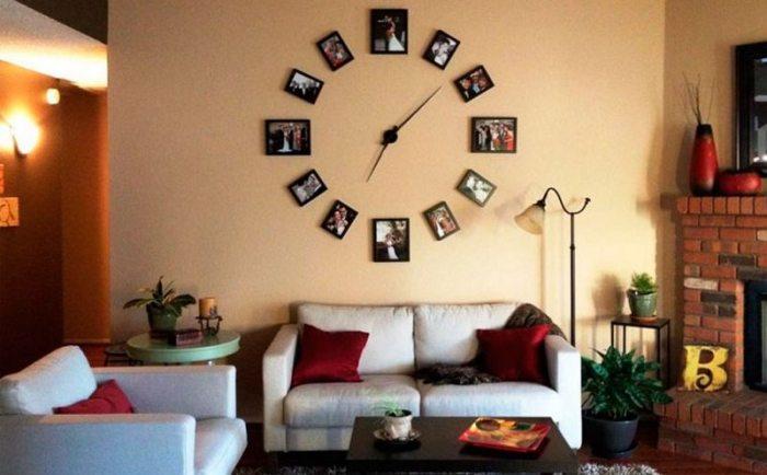 Часы, которые напоминают не только о времени. /Фото: zegali.ir