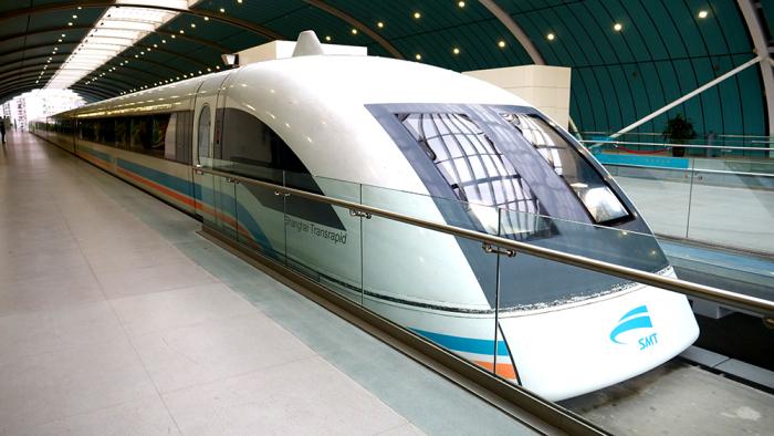 В перспективе маглевы сведут разрыв между высокоскоростным железнодорожным и воздушным транспортом к минимуму. /Фото: davidsbeenhere.com