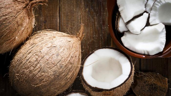 Талия будет вам благодарна, если откажетесь от кокоса. /Фото: 24tv.ua
