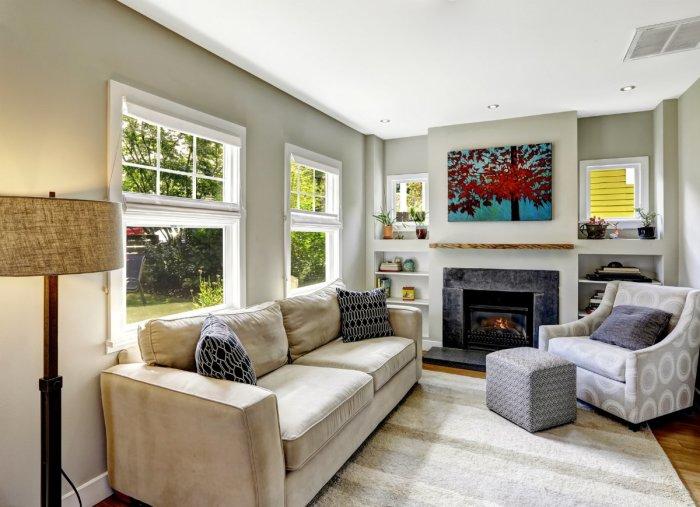 Современное оформление квартиры — залог быстрой и удачной продажи. /Фото: img.home-mo.com