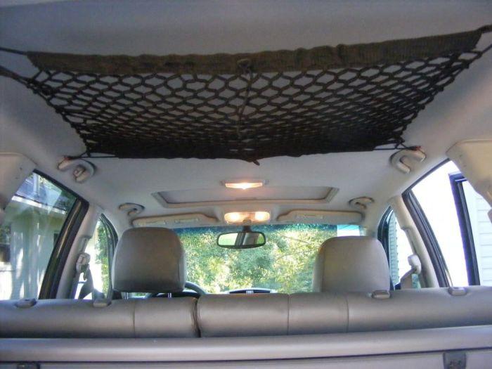 Полезное пространство для вещей, которое никому не мешает. /Фото: i.pinimg.com