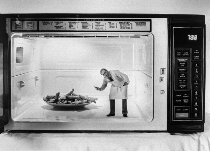 Перси Спенсер — создатель микроволновой печи. /Фото: nanmalgyi.com