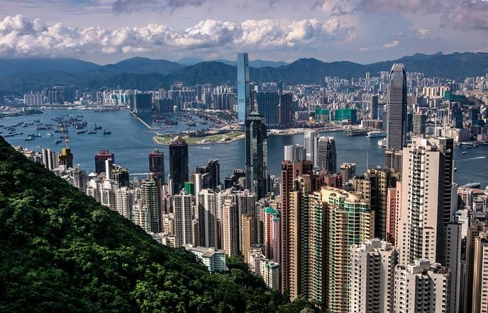 Чудесное преобразование возможно даже в глобальных масштабах. Гонконг. /Фото: supercoolpics.com