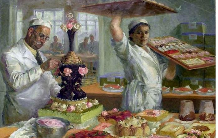 Особое лакомство для всех истинных сладкоежек — пирожное «Буше». /Фото: cn15.nevsedoma.com.ua