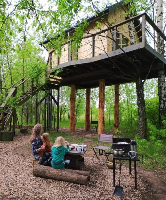 «Лапочкино гнездо». /Фото: static.tildacdn.com