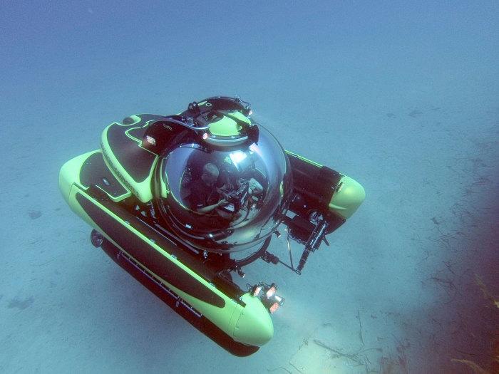 Worx C-Explorer 3 используется и для частных прогулок, и для научных исследований. /Фото: xray-mag.com