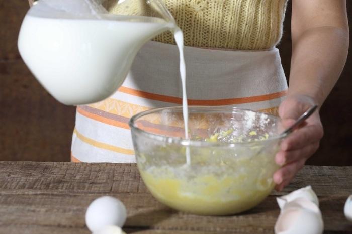 Молоко лишним не бывает. /Фото: bonappeti.boltai.com