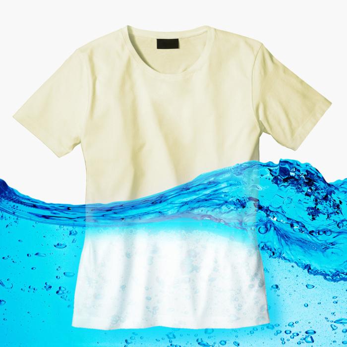 Синька — природный и эффективный отбеливатель. /Фото: files.brightside.me