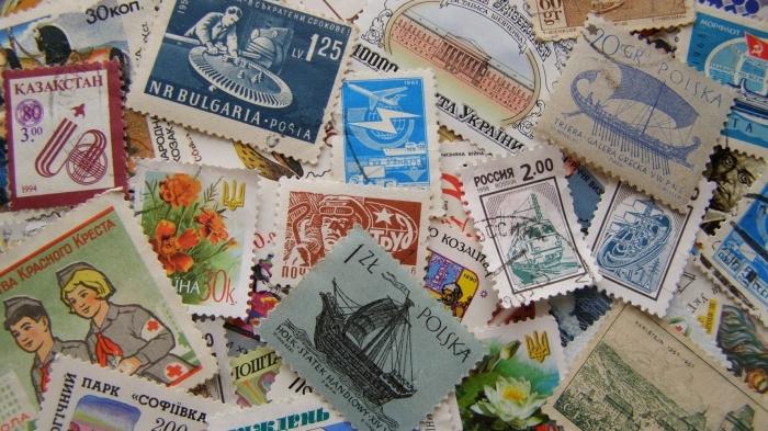 Еще 10-20 лет назад было очень популярно собирать марки. /Фото: hajunga.de