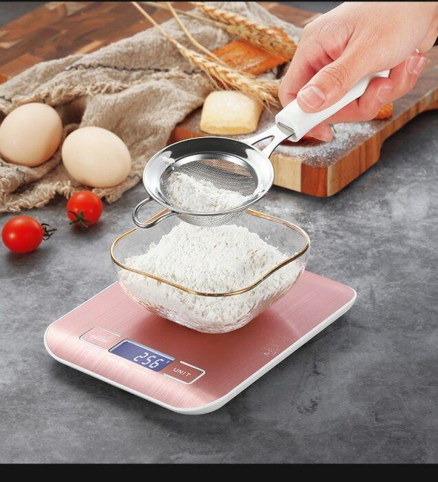 Цифровые весы помогут точно выдерживать рецептуру. /Фото: ae01.alicdn.com