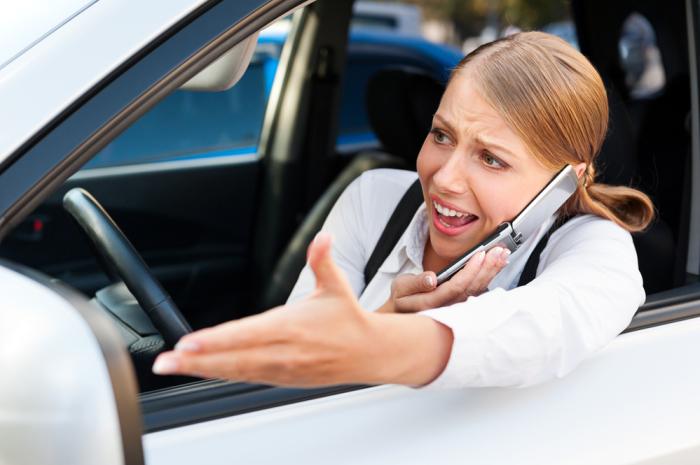 Автомобильные пробки раздражают и крадут время. /Фото: courtneyclark.com