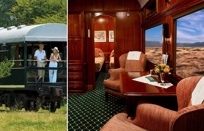 Путешествие с комфортом: 7 поездов, которые роскошью не уступят пятизвездочным отелям