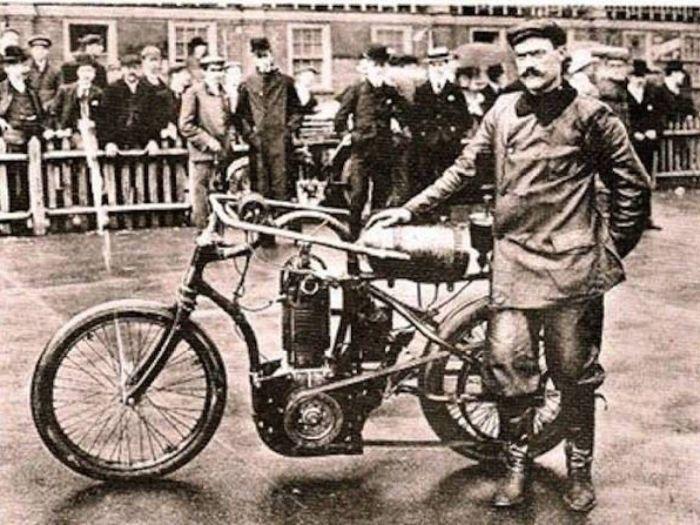 24-летний ученый не выдержал испытания своего собственного изобретения. /Фото: i.pinimg.com