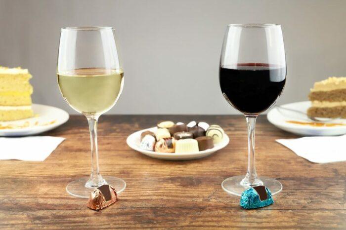 Вино выбирается в зависимости от типа продукта. /Фото: medinabaking.com